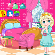 Decorate Room Of Baby Elsa